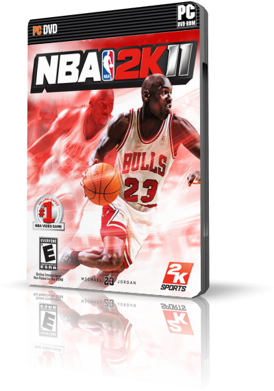 NBA 2K11 (2K Sports) (Multi5) [L]