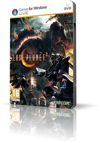 Lost Planet 2 (Capcom Entertainment) (Multi9/RUS+ENG) [L]