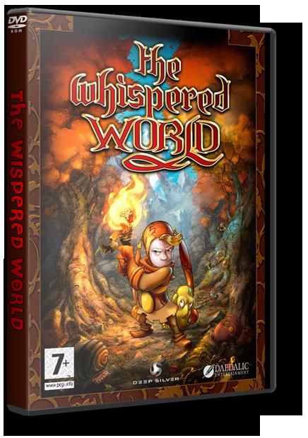 Ускользающий мир / The Whispered World (Repack) [2010/RUS]