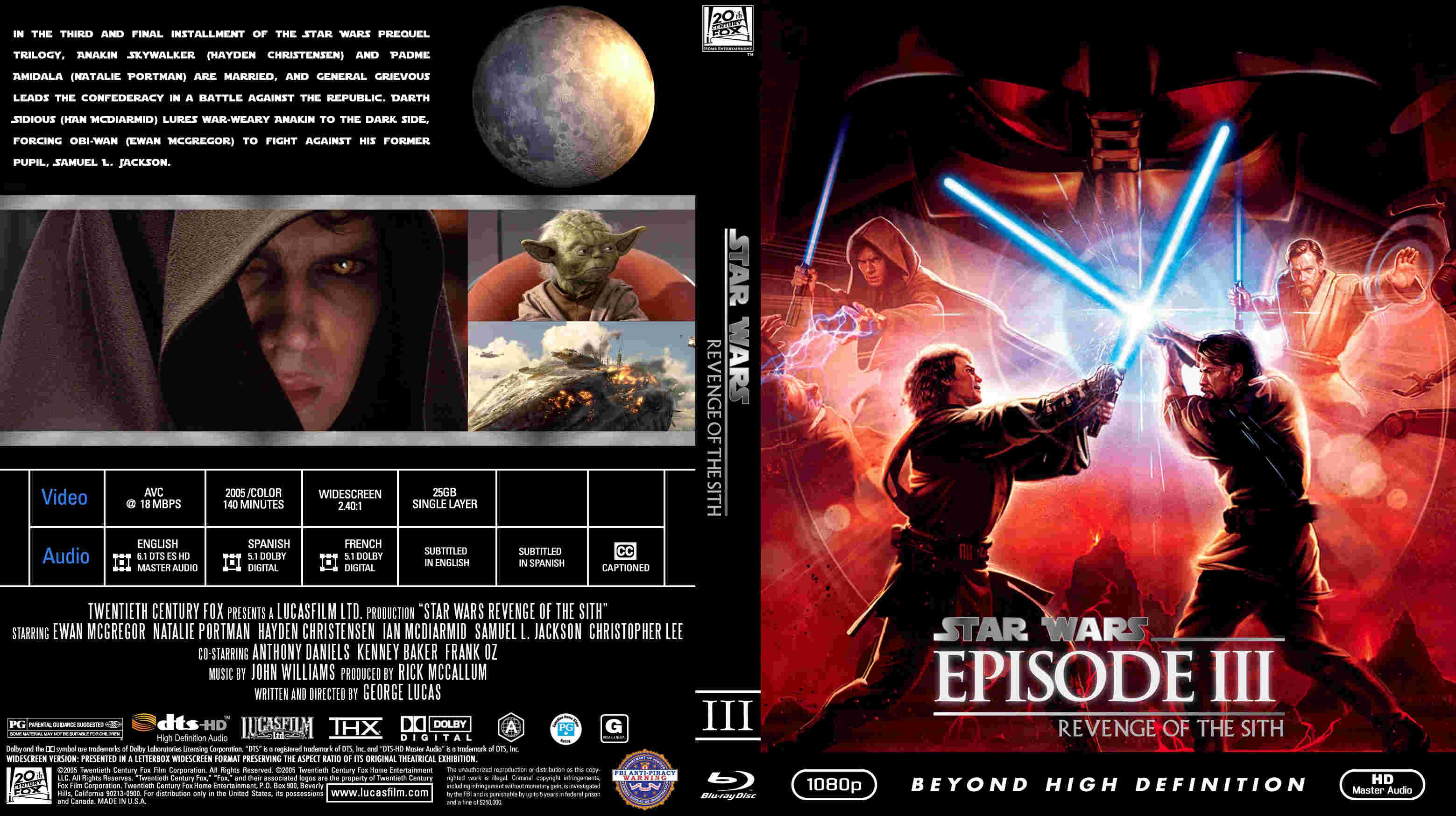 [Other] - Star Wars: Episode III - Revenge of the Sith ...