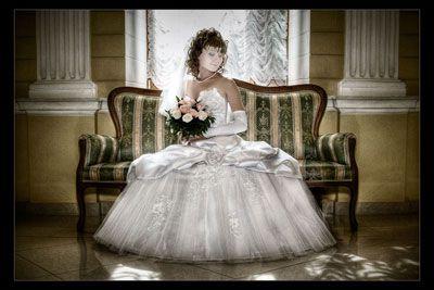 Шаблон для Фотошоп-Невеста