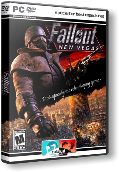 Fallout: New Vegas. Ultimate Edition (Bethesda Softworks  1С-Софтклаб) (RUSENG) [Lossless Repack] от R.G. Catalyst