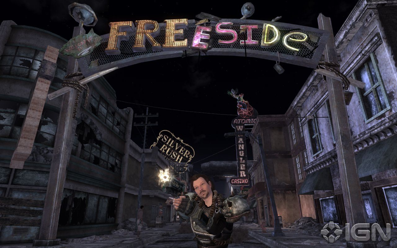 Fallout: New Vegas [RUS] PS3