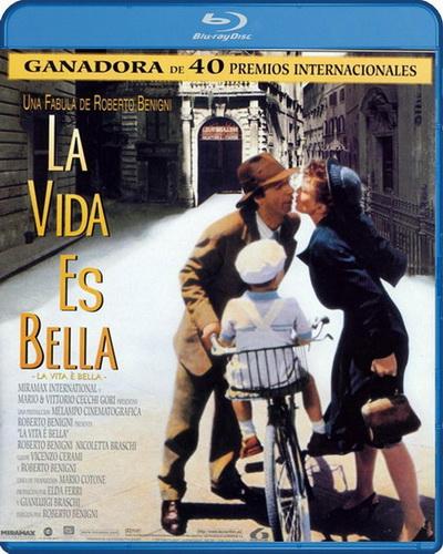 Жизнь прекрасна / La vita e bella (1997) BDRip 720p + 1080p