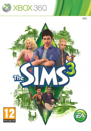 [XBOX360] The Sims 3 [Region Free / Eng] [2010]
