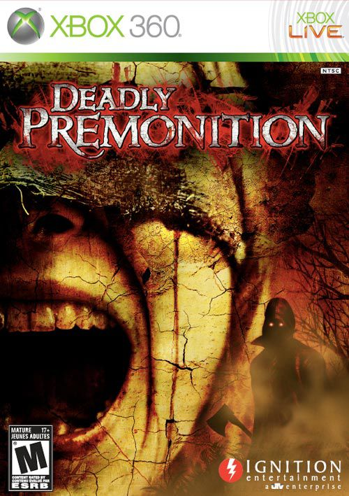 [XBOX360] Deadly Premonition [PAL/ENG] [2010]