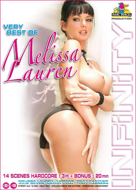 Melissa Lauren Infinity / Very Best of Melissa Lauren / Лучшее от Melissa Lauren (Marc Dorcel)