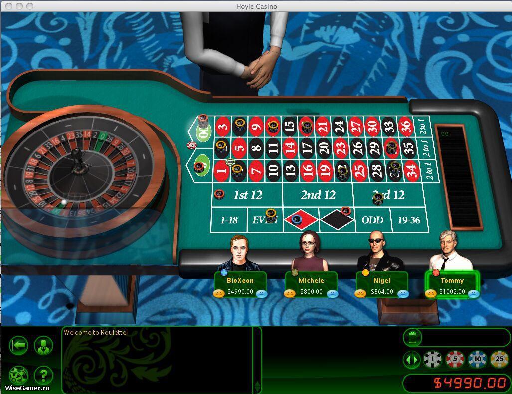 скачать хойл казино