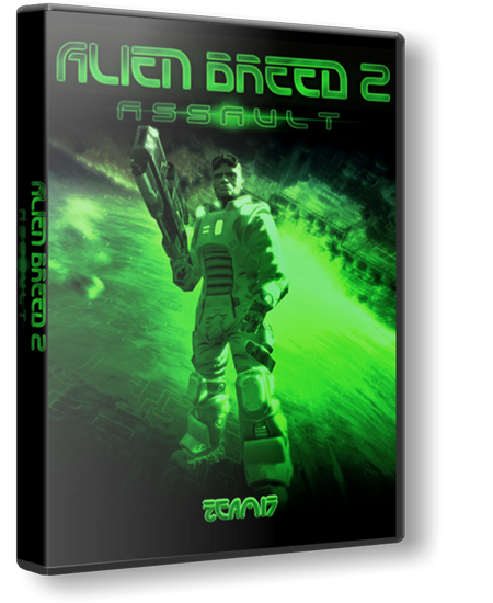 Alien Breed Trilogy (Team17 Software) (MULTI6/RUS) [RePack]