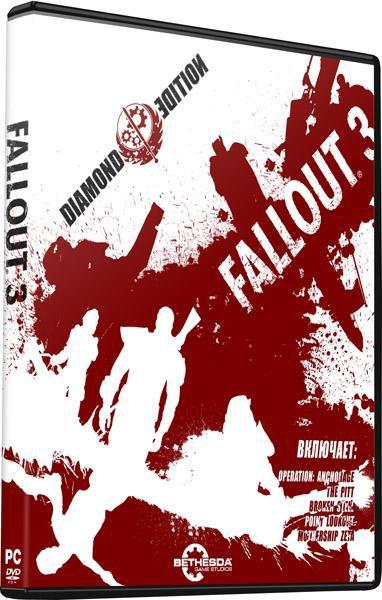 Fallout 3 - Diamond Edition (2010) (Rus) [RePack]