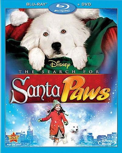 В поисках Санта Лапуса / The Search for Santa Paws (2010) BDRip 720р