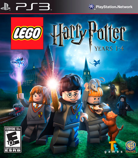 LEGO Harry Potter: Years 1-4 FULL ENG