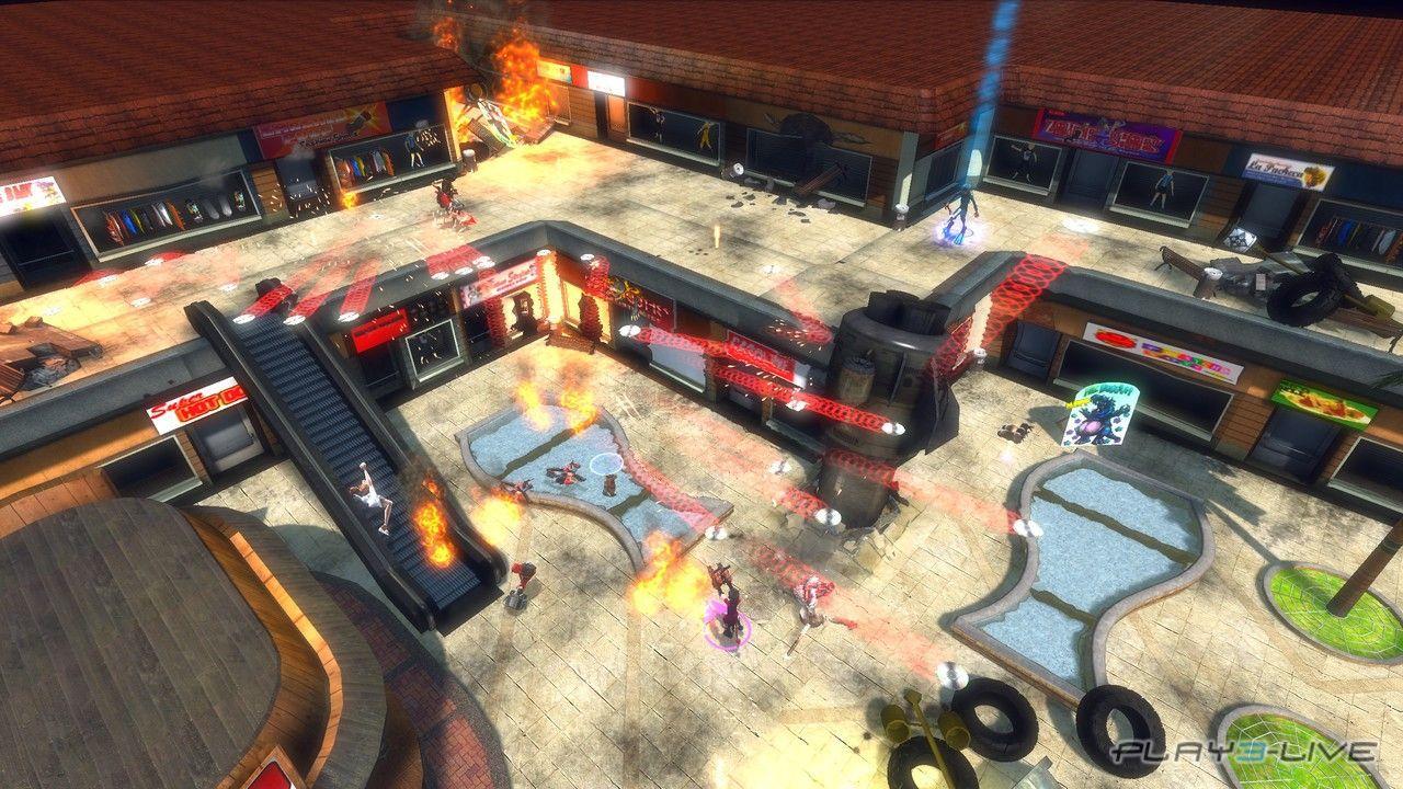 Monster Madness: Grave Danger (2011) [ENG] PS3