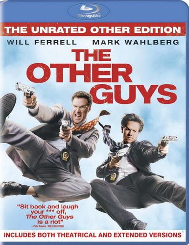 Копы в глубоком запасе / The Other Guys [EXTENDED] (2010) BDRip 720p