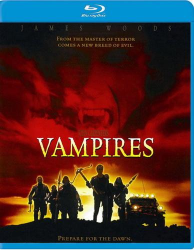 Вампиры / Vampires (1998) BDRip 720p