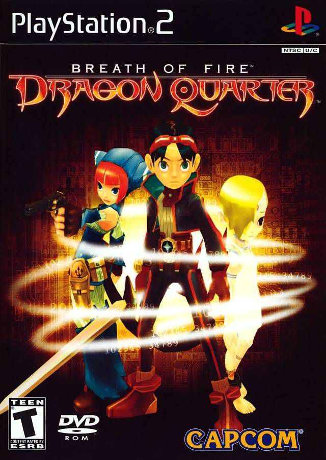 Breath of fire dragon quarter[PAL/ENG][Archive]