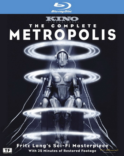 Метрополис / Metropolis [The Complete Restored Version] (1927) BDRip 720p
