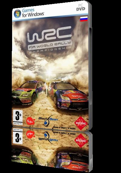 WRC: FIA World Rally Championship (Buka Entertainment) (RUS+ENG) [L]