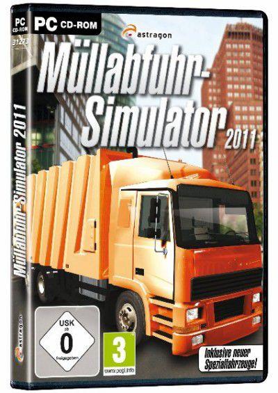 Müllabfuhr-Simulator 2011 (Astragon Software GmbH) (GER) [L]