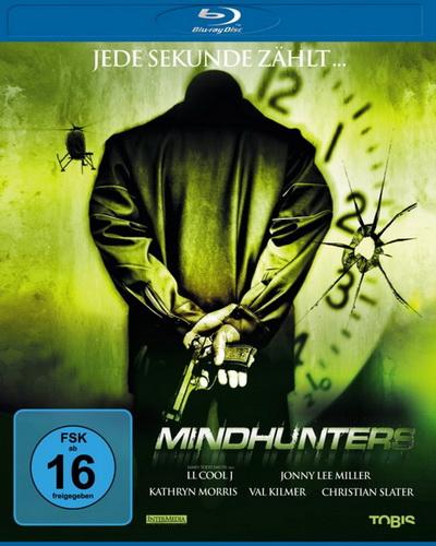 Охотники за разумом / Mindhunters (2004) BDRip 720p