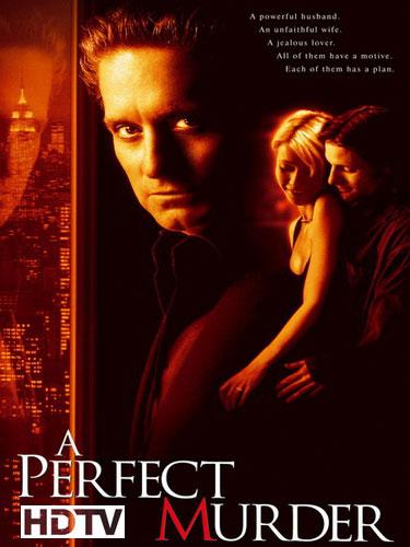 Идеальное убийство / A Perfect Murder (1998) HDTVRip 720p
