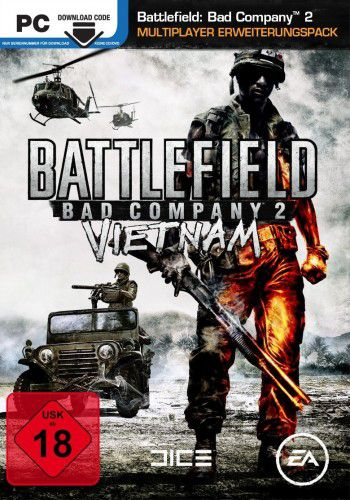Battlefield: Bad Company 2 + Vietnam скачать торрент