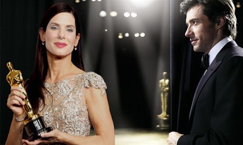 женский шаблон для фотошопа:Премия Оскара.