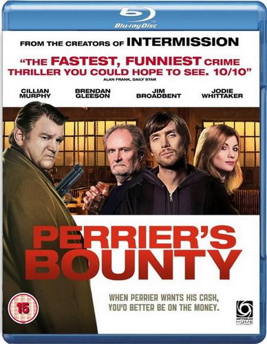 Щедрость Перрье / Perrier's Bounty (2009) BDRip 720p