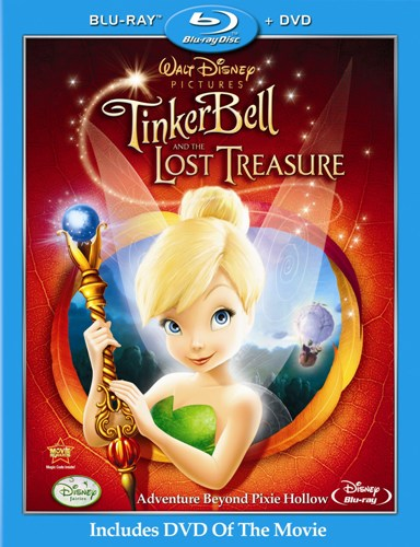 Феи: Потерянное сокровище / Tinker Bell and the Lost Treasure