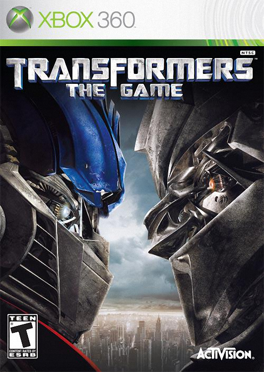 [XBOX360] Transformers: The Game [2007/RUSSOUND]