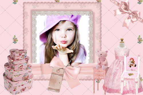 """Детская рамка """" Маленькая принцесса"""""""