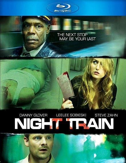 Призрачный экспресс / Night Train (2009/HDRip-AVC/HDRip/1400Mb/700Mb)