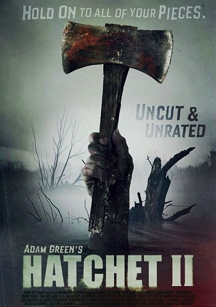 Топор 2 / Hatchet 2 (2010/DVDRip/HDRip)