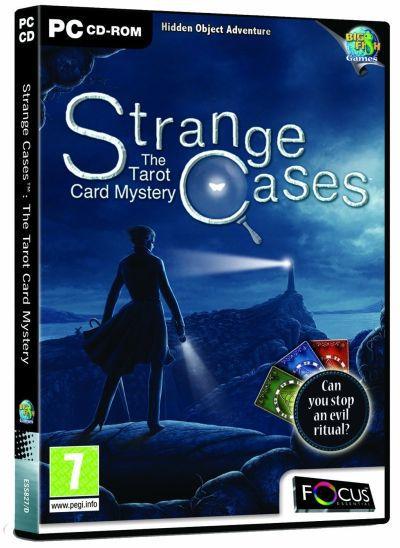 Strange Cases: The Tarot Card Mystery (Focus Multimedia) (ENG) [L]