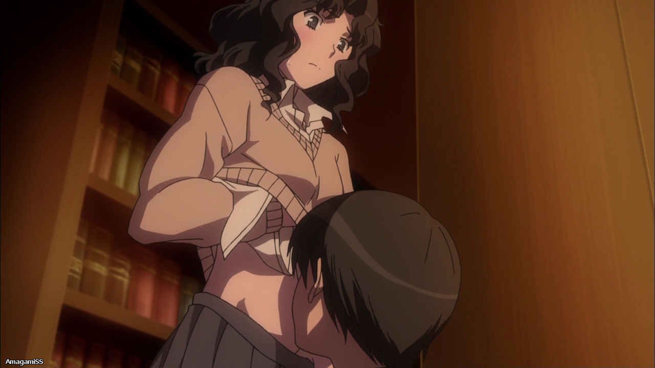 Anime ticklish dick nude beautiful breasts