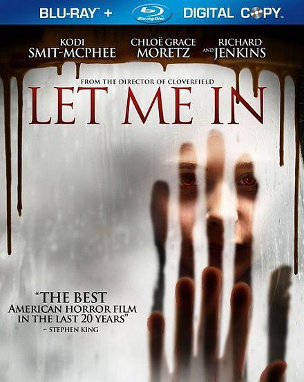 Впусти меня. Сага / Let Me In (2010/HDRip/2100Mb)
