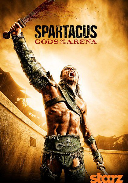 �������: ���� ����� / Spartacus: Gods of the Arena (1 �����/HDTVRip/2011)