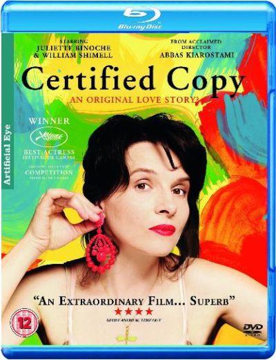 Заверенная копия / Copie conforme / Certified Copy (2010) HDRip