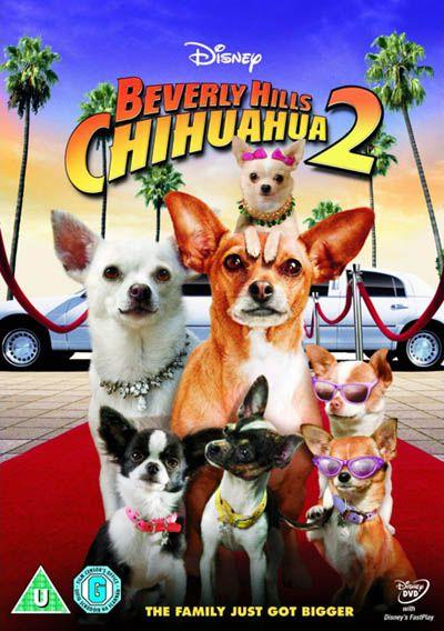 Крошка из Беверли-Хиллз 2 / Beverly Hills Chihuahua 2 (2011)