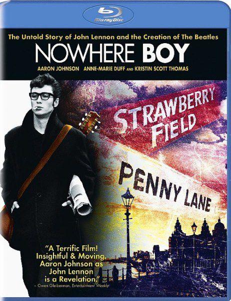 Стать Джоном Ленноном / Nowhere Boy (2009/1400Mb/700Mb/HDRip)