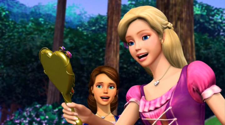 Барби все мультфильмы barbie all animation