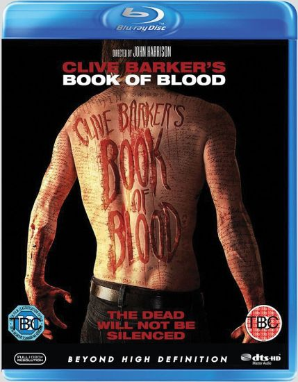 Книга Крови / Book of Blood (2009/HDRip/1400Mb)