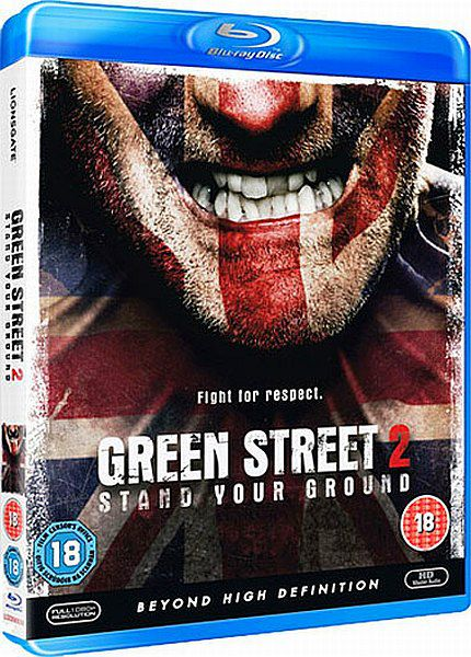 Хулиганы 2 / Green Street Hooligans 2 (2009/DVD5/HDRip/700Mb/1400Mb)