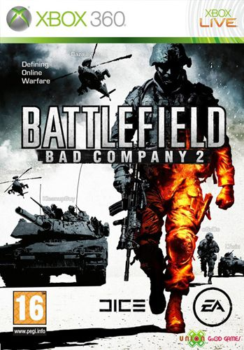 BATTLEFIELD BAD COMPANY 2+DLC VIETNAN (PAL) 52b76a702e2d8eded29784123bb1bd86