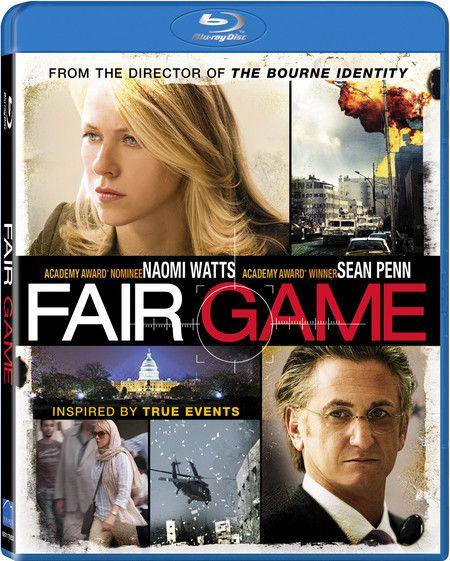 Игра без правил / Fair Game (2010/HDRip/2100Mb/1400Mb/700Mb)