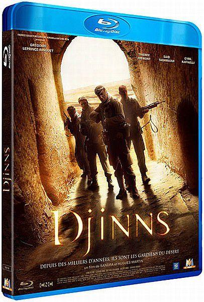 Джинны / Djinns (2010/BDRip/720p/HDRip/700Mb/1400Mb)