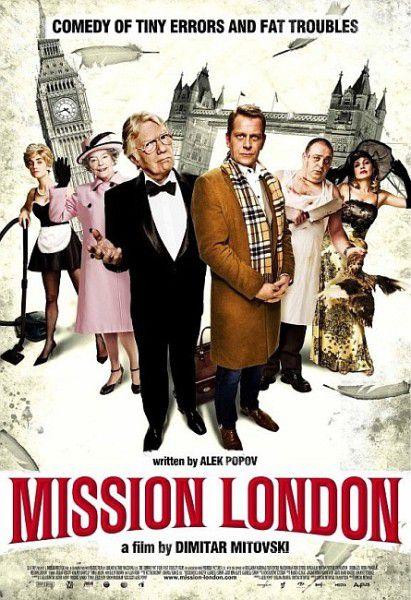 Миссия Лондон / Mission London (2010/DVDRip)
