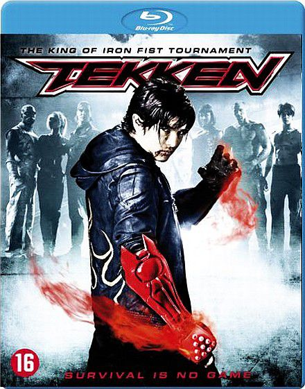 Теккен / Tekken (2010/DVD5/HDRip/1400Mb/700Mb)