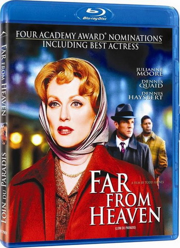 Вдали от рая / Far from Heaven (2002) BDRip 720p