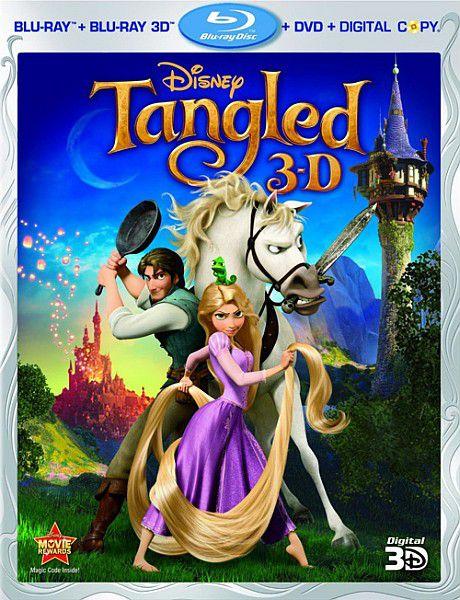 Рапунцель: Запутанная история / Tangled (2010/HDRip/1400Mb/700Mb)